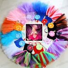Baby Girl's Tutu Dress Toddler Infant's Sweet Party Cute Chiffon Tutu Dress 0-5T