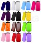 XL-PULL TAB POUCH CASE COVER HOLSTER WALLET FOR SAMSUNG GALAXY S4 i9500