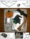 HALLOWEEN cookie cutters biscuits ghost bat pumpkin