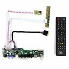 TV/HDMI/VGA/AV/USB/AUDIO LCD controller Board work for 1920x1080 40Pin Lcd Panel