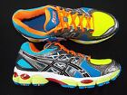 Mens Asics Gel Nimbus 14 shoes sneakers runners black new T241N 6990 Lite Bright
