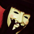 Cosplay V for Vendetta Guy Fawkes Cyber Monday deals Fancy Dress Face Mask
