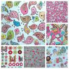 FUNKY PRINTED RIPSTOP FABRIC - LOTS OF DESIGNS 150CM WIDE WIPE CLEAN like pvc
