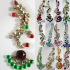KRISTALL-BINDI Bollywood Strass-Stirnschmuck-Indien bindis goa sari