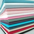 MICRO PIN DOT - 100% COTTON POLKA DOTS SPOT FABRIC ALL COLOURS patchwork craft
