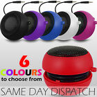 3.5mm RECHARGEABLE CAPSULE TRAVEL SPEAKER FOR Samsung Galaxy Core I8260