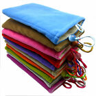 8 Colors Soft Velvet Sock Bags Case Bag Cover Pouch For Ipad Mini 7'' Tablet