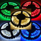 Red/Blue/Green/Cool/Warm White 12V 300LED/5M No-Waterproof 5050 SMD Strip Lights