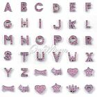 Pet Dog Cat Personalized Rhinestone Pet Name Letter or Decor DIY Exclude Collar