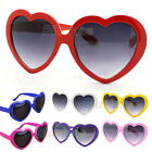 FASHION RETRO SUNGLASSES HEART SHAPE DESIGN SUMMER LOLITA EYE GLASSES EYEWEAR
