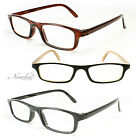 3 Pack Special Women Classic Reading Glasses Thin Frame Many Strength Readers