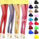 HOT SELL Women's Sexy Thin 15D Candy Color Stockings Pantyhose Tights