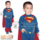 Toddler Superman 0-2 Tiny Tikes Man of Steel Boys Fancy Dress Superhero Costume