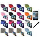 Folio Pouch Case Cover+LCD Film+Stylus for Samsung Galaxy Tab 2 7.0 Tablet