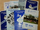 Wycombe Wanderers 1970's non-league home programmes v your choice FREE UK P&P