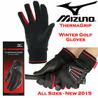MIZUNO THERMAGRIP GOLF GLOVES WINTER GLOVES THERMAL WARM PAIRS COLD GEAR GLOVES