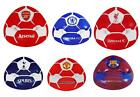 OFFICIAL FOOTBALL CLUB - INFLATABLE CHAIR GAMING CUP HOLDERS NEW GIFT XMAS