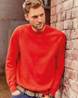Mens Sweatshirt-Russell Classic Round Neck, Gents Sweatshirt