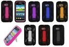 For Samsung Galaxy Victory 4G LTE L300 Kickstand Hard Cover Heavy Duty Case