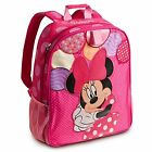 Disney Store Minnie Mouse Back To School Girl Backpack