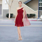 Ever Pretty Short Party Bridesmaid Cocktail Pink Dress Prom Gown 03537 Size 6-18