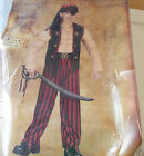Muscle Pirate Child Costume S M L NIP
