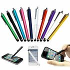 10x Color Stylus Touch Screen Pen For iPhone 4S 4G 3GS 3G Galaxy S3 S4 Note II 2