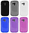 For Samsung Galaxy AMP i407 (AIO) Cover Candy Rubber Gel Skin Soft Case