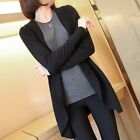 Newest 2013 Europe Style Womens Loose Cardigans Sweaters Coats Knitting