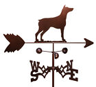 SWEN Products DOBERMAN PINSCHER DOG Steel Weathervane