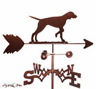 SWEN Products ENGLISH POINTER DOG Steel Weathervane