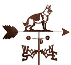 SWEN Products GERMAN SHEPHERD DOG Steel Weathervane
