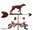 SWEN Products GERMAN SHORT HAIR DOG Steel Weathervane