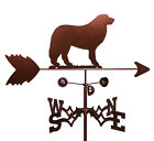 SWEN Products GREAT PYRENEES DOG Steel Weathervane
