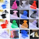 Wholesale Organza Jewelry Packing Pouch Wedding Favor Gift Bag All Colors U Pick