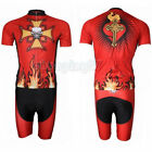2014 New Cycling Bike Short Sleeve Sports Clothing Bicycle Suit Jersey + Shorts