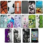 For Apple iPhone 4S 4 Cool Designs Protective Snap On Hard Case Cover