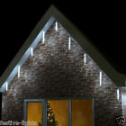 5M INDOOR OUTDOOR CHRISTMAS PARTY CONNECTABLE ICICLE FAIRY STRING LED LIGHTS