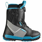 Salomon Talapus - Kinder Snowboardschuh Snow Boot 355873 (black/ process Blue)
