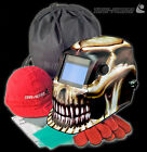 Auto Darkening welders Solar Welding Helmet Mask with Grinding Function