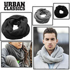 URBAN CLASSICS Tube Scarf Herren Damen Schal Strickschal Loop Schlauch Winter