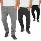 URBAN CLASSICS DEEP CROTCH SWEATPANTS TRAININGSHOSE SPORT HOSE PANT BAGGY XS-XL