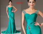 eDressit New Green Hand-Sewn Beads Long Party Evening Dress US4-18 00143304