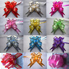 30 MM Ribbon Pull Bows Wedding Party Decorations Gift Wrap Packaging Christmas