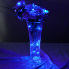20 LED SUBMERSIBLE UNDERWATER WEDDING PARTY BATTERY WIRE STRING FAIRY VASE LIGHT
