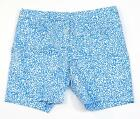 Jones New York Blue & White Stretch Casual Shorts Womans NWT