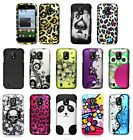 For ZTE Source N9511 Case Cricket Hard Snap On Protector Cover