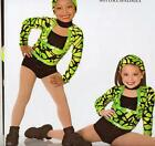 Lollapalooza33 Skate Tap Jazz Hiphop Pageant Outfit Competition Dance Costume