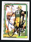 Chris Jacke #71 signed autograph auto 1992 Topps Football Trading Card