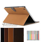 New Luxury Leather Stand Cover Smart Case for Apple ipad Air ipad 5 New